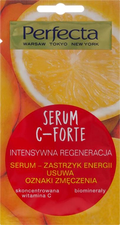 Серум за лице - Dax Cosmetics Perfecta C-Forte Serum (мостра)