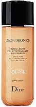 Парфюмерия и Козметика Спрей автобронзант - Dior Bronze Liquid Sun Self-Tanning Body Water