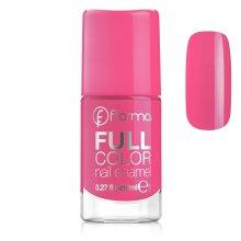 Парфюмерия и Козметика Лак за нокти - Flormar Full Color Nail Enamel