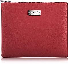 """Парфюми, Парфюмерия, козметика Козметична червена чанта """"Lofty"""" - MakeUp"""