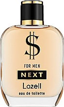 Парфюмерия и Козметика Lazell $ For Men Next - Тоалетна вода