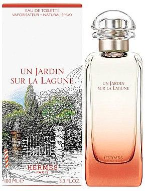 Hermes Un Jardin Sur La Lagune - Тоалетна вода — снимка N1
