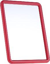 Парфюмерия и Козметика Правоъгълно огледало, 9256, розово - Donegal Mirror