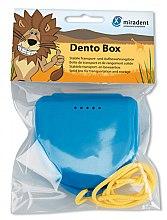 Парфюми, Парфюмерия, козметика Кутия за съхранение на ортодонтни консумативи - Miradent Dento Box Blue