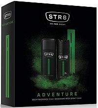 Парфюми, Парфюмерия, козметика STR8 Adventure - Комплкет дезодоранти (deo/75ml + deo/150ml)