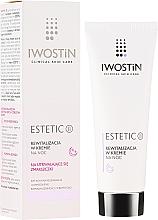 Парфюмерия и Козметика Възстановяващ нощен крем за лице - Iwostin Estetic 2 Revitalization Night Cream