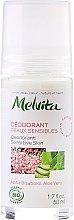 Парфюмерия и Козметика Дезодорант за чувствителна кожа - Melvita Body Care Deodorant Sensetive Skin