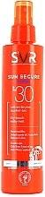 Парфюмерия и Козметика Слънцезащитен спрей лосион - SVR Sun Secure Spray Milky Mist SPF30