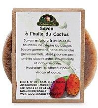 Парфюмерия и Козметика Сапун с масло от кактусова смпокиня - Efas Saharacactus Opuntia Ficus Soap