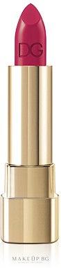 Класическо кремообразно червило - Dolce & Gabbana Classic Cream Lipstick — снимка 245 - Ballerina