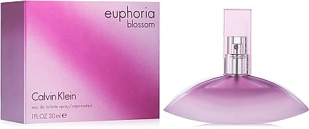 Calvin Klein Euphoria Blossom - Тоалетна вода — снимка N1