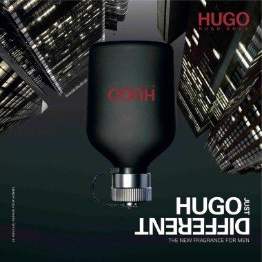 Hugo Boss Just Different - Тоалетна вода (мини) — снимка N3