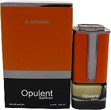 Парфюмерия и Козметика Al Haramain Opulent Saffron - Парфюмна вода
