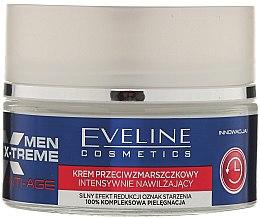 Парфюми, Парфюмерия, козметика Интензивен крем против бръчки - Eveline Cosmetics Men Extreme Anti-Age Cream