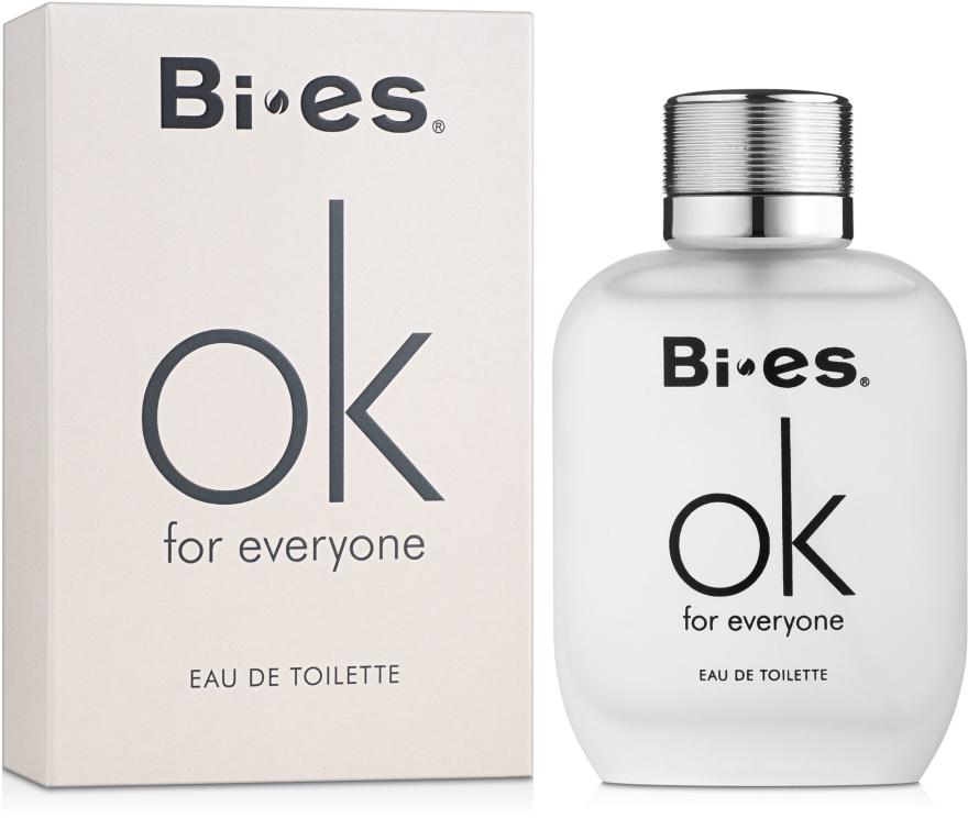 Bi-Es Ok For Everyone - Тоалетна вода — снимка N1