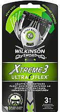 Парфюмерия и Козметика Комплект самобръсначки - Wilkinson Sword Xtreme 3 UltraFlex