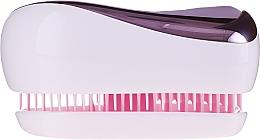 Четка за коса - Tangle Teezer Compact Styler Lilac Gleam — снимка N4