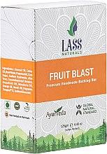"""Парфюми, Парфюмерия, козметика Ръчно изработен сапун """"Експлозия от плодове"""" - Lass Naturals Fruit Blast Soap"""