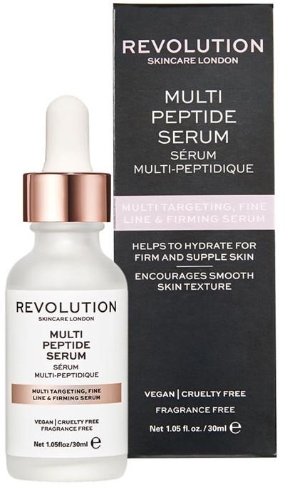 Укрепващ серум против бръчки - Makeup Revolution Multi Peptide Serum — снимка N1