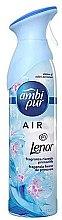 "Парфюми, Парфюмерия, козметика Ароматизатор за дома ""Пролетна свежест"" - Ambi Pur Air Freshener Spray Air Effects"