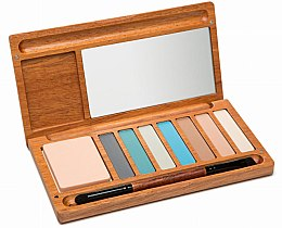 Парфюми, Парфюмерия, козметика Палитра сенки за очи - Alilla Cosmetics California Palette