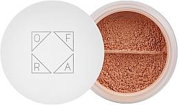Парфюмерия и Козметика Минерална насипна пудра за лице - Ofra Derma Mineral Powder Foundation