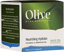 Парфюми, Парфюмерия, козметика Подхранващ крем за лице - Frulatte Olive Oil Nourishing Hydrator