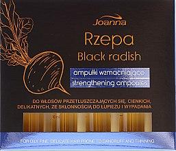 Парфюми, Парфюмерия, козметика Укрепващи ампули за коса - Joanna Turnip Description Strengthening Ampoules