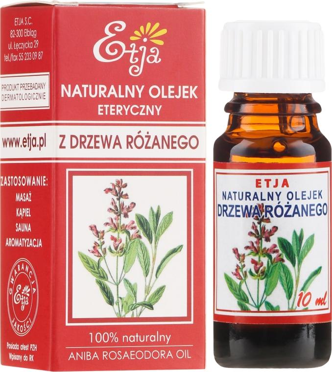 Натурално етерично масло от розово дърво - Etja Natural Essential Oil