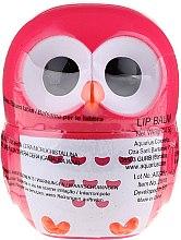 """Парфюми, Парфюмерия, козметика Балсам за устни """"Сова"""", червена - Martinelia Owl Lip Balm"""
