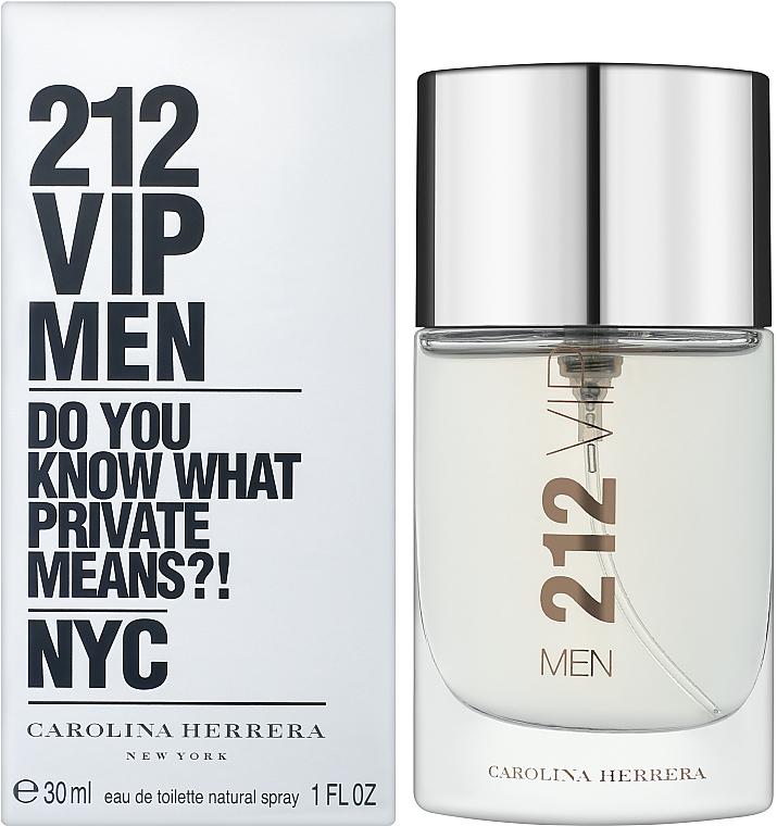 Carolina Herrera 212 VIP Men - Тоалетна вода