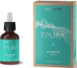 Парфюмерия и Козметика Балансиращ концентрат за коса - Vitality's Epura Balancing Blend