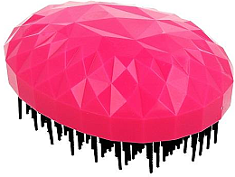 Четка за коса, розова - Twish Spiky 2 Hair Brush Hot Pink — снимка N2