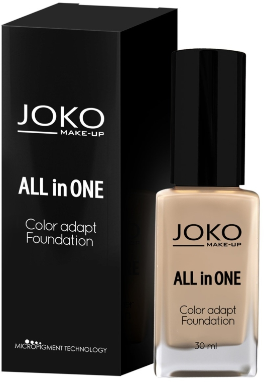 Фон дьо тен - Joko All In One Foundation