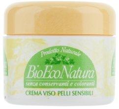 Парфюми, Парфюмерия, козметика Крем за лице за чувствителна кожа - Bema Cosmetici Bioeconatura Face Cream for Sensitive Skins