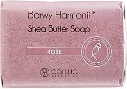 Парфюми, Парфюмерия, козметика Сапун с екстракт от роза - Barwa Harmony Rose Soap