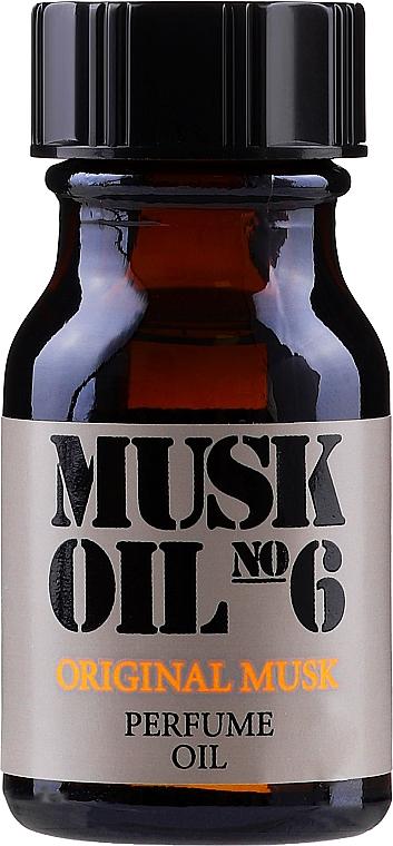 Парфюмно масло за тяло - Gosh Musk Oil No.6 Perfume Oil