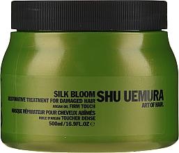 Парфюмерия и Козметика Маска за възстановяване на увредена коса - Shu Uemura Art Of Hair Silk Bloom Restorative Treatment