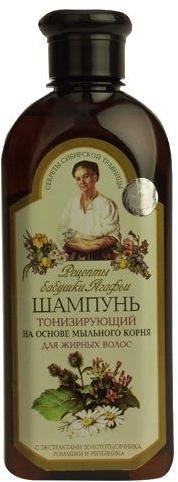 """Шампоан за коса """"Тонизиране"""" - Рецептите на баба Агафия"""