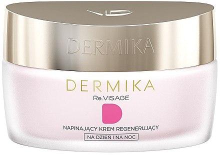 Изглаждащ крем за лице 70+ - Dermika Re.Visage — снимка N1
