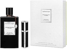 Парфюми, Парфюмерия, козметика Van Cleef & Arpels Moonlight Patchouli - Комплект (парф. вода/75ml + парф. вода/мини/5ml)