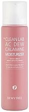 Парфюмерия и Козметика Хидратиращ крем за лице с каламин - Dewytree The Clean Lab AC Dew Calamine Moisturizer