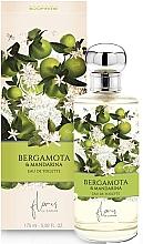 Парфюмерия и Козметика Saphir Parfums Flowers de Saphir Bergamota & Mandaryna - Парфюмна вода