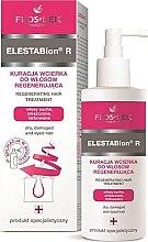 Парфюмерия и Козметика Възстановяващ спрей за боядисана, увредена и суха коса - Floslek ElestaBion R