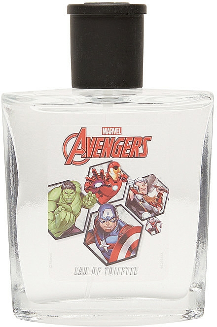 Marvel The Avengers - Комплект (тоал. вода/50ml + душ гел/250ml) — снимка N2