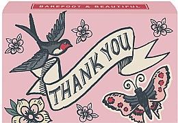 Парфюмерия и Козметика Сапун за ръце с аромат на дива роза - Bath House Barefoot & Beautiful Hand Soap Wild Rose