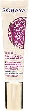 Изсветляващ околоочен крем против бръчки - Soraya Total Collagen Eye Cream — снимка N2