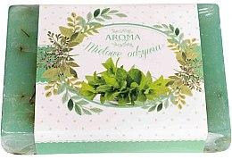 Парфюми, Парфюмерия, козметика Сапун с аромат на мента - Delicate Organic Aroma Soap