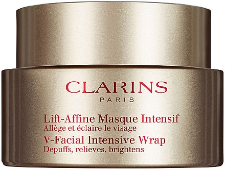 Маска за лице - Clarins V-Facial Intensive Wrap — снимка N1