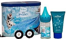Парфюмерия и Козметика Disney Frozen - Комплект (тоал. вода/50 ml + душ гел/75ml )